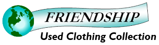 Friendship Used Clothing Collection